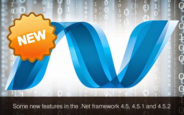 dotnet framework 4 5