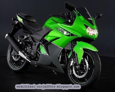 2011 Kawasaki Ninja 250R  From Canada
