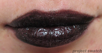Pagan Angel lip swatch