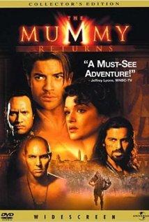 Xác Ướp Trở Lại - The Mummy Returns