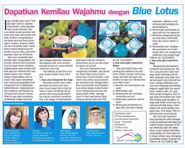 IKLAN MEDIA BLUE LOTUS