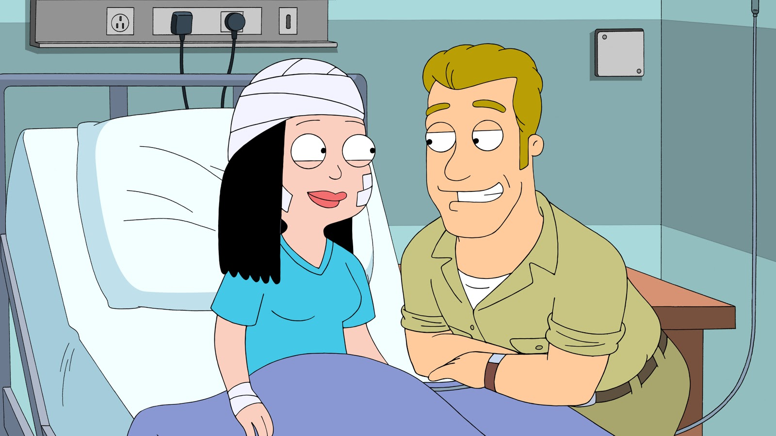 American Dad - Episode 9.20 - The Longest Distance Relationship - Promotional Photos
