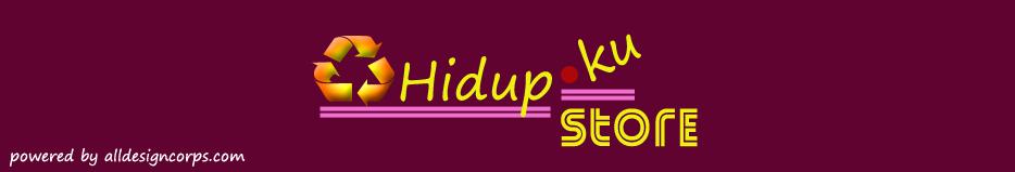 Hidupku Store | toko baju islami | toko kaos islami indonesia