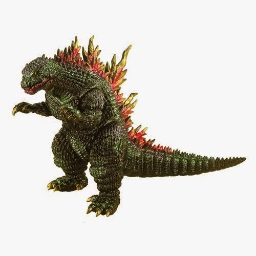Godzilla 2000 Sofubi Vinyl Figure