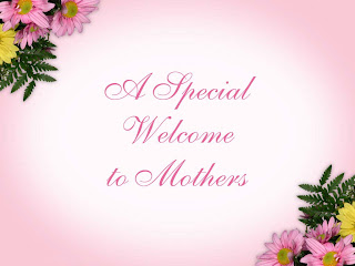 Mother's Day PowerPoint background -1