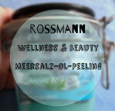Wellness & Beauty Meersalz-Ol-Peeling