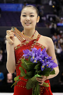 The Beautiful Ice Princess Kim Yuna