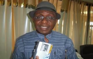 ASUP President, Chibuzor Asomugha