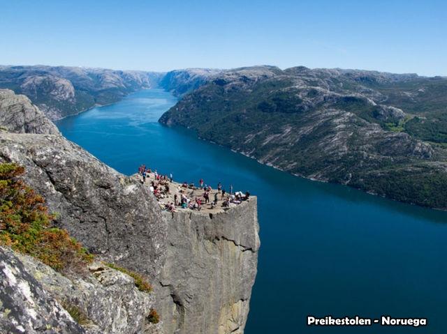 Lugares mais bonitos do Mundo