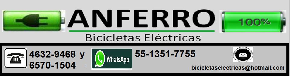 BICICLETAS ELECTRICAS EN MEXICO El mejor precio, comprobado. Refacciones y servicio