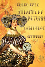 Steampunk Autumn Challenge