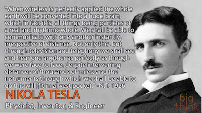 Gambar Nikola Tesla
