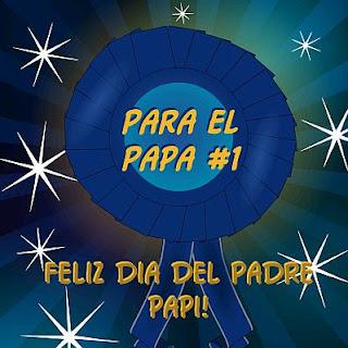 Feliz Dia del Padre, parte 3