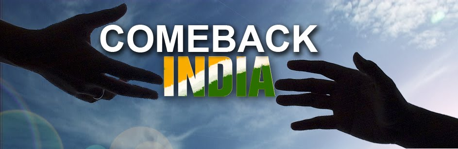 COMEBACK India