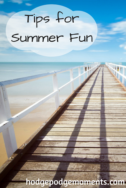 Tips for Summer Fun: Staying Safe in the Sun