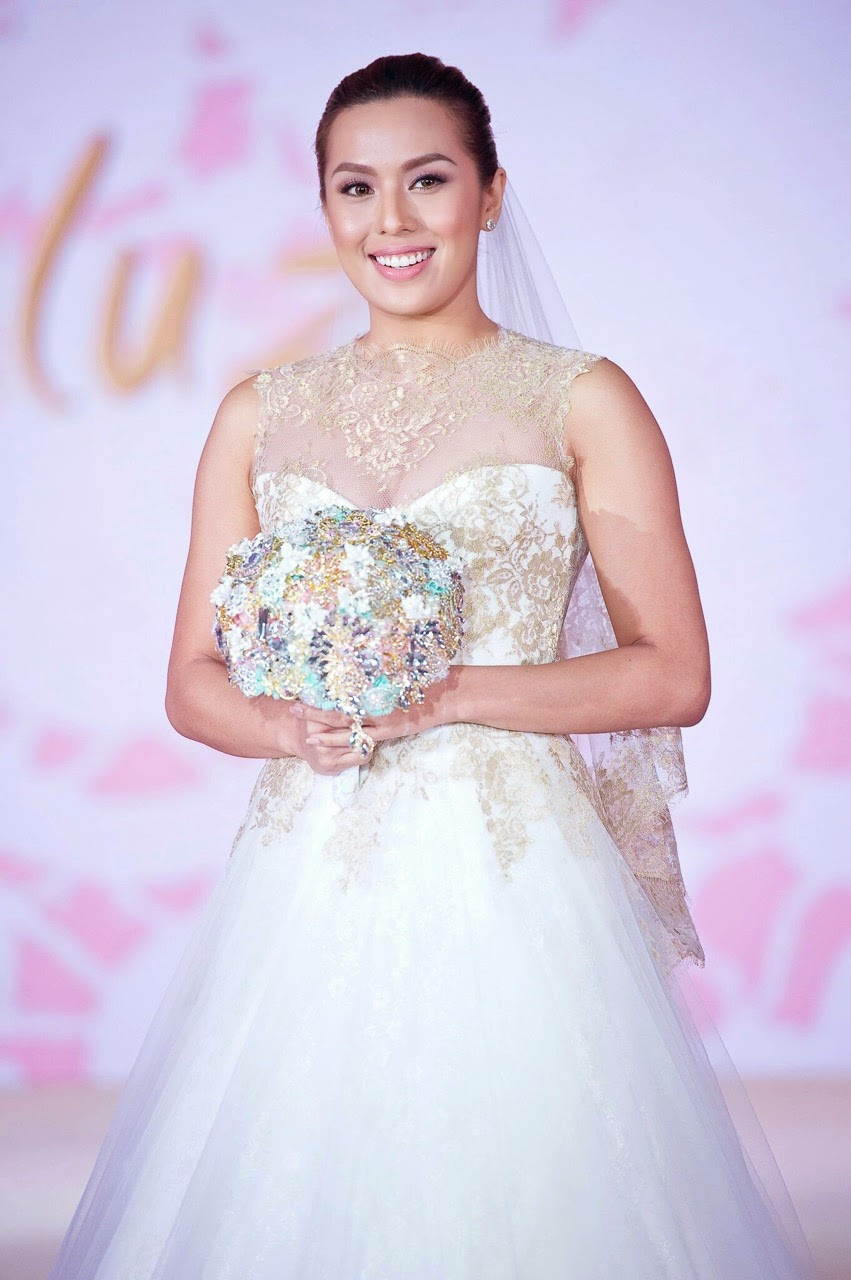 Fashion Pulis Nikki Gil Closes Veluz 39 S Ready To Wear Bridal Show