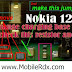 Nokia 1203-3 new charging solution with jumper