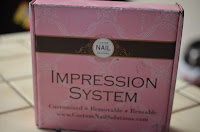 Impression System Customized Nails 2