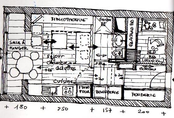 Ecologie d 39 une r novation le temps des plans - Oignon sous le lit combien de temps ...