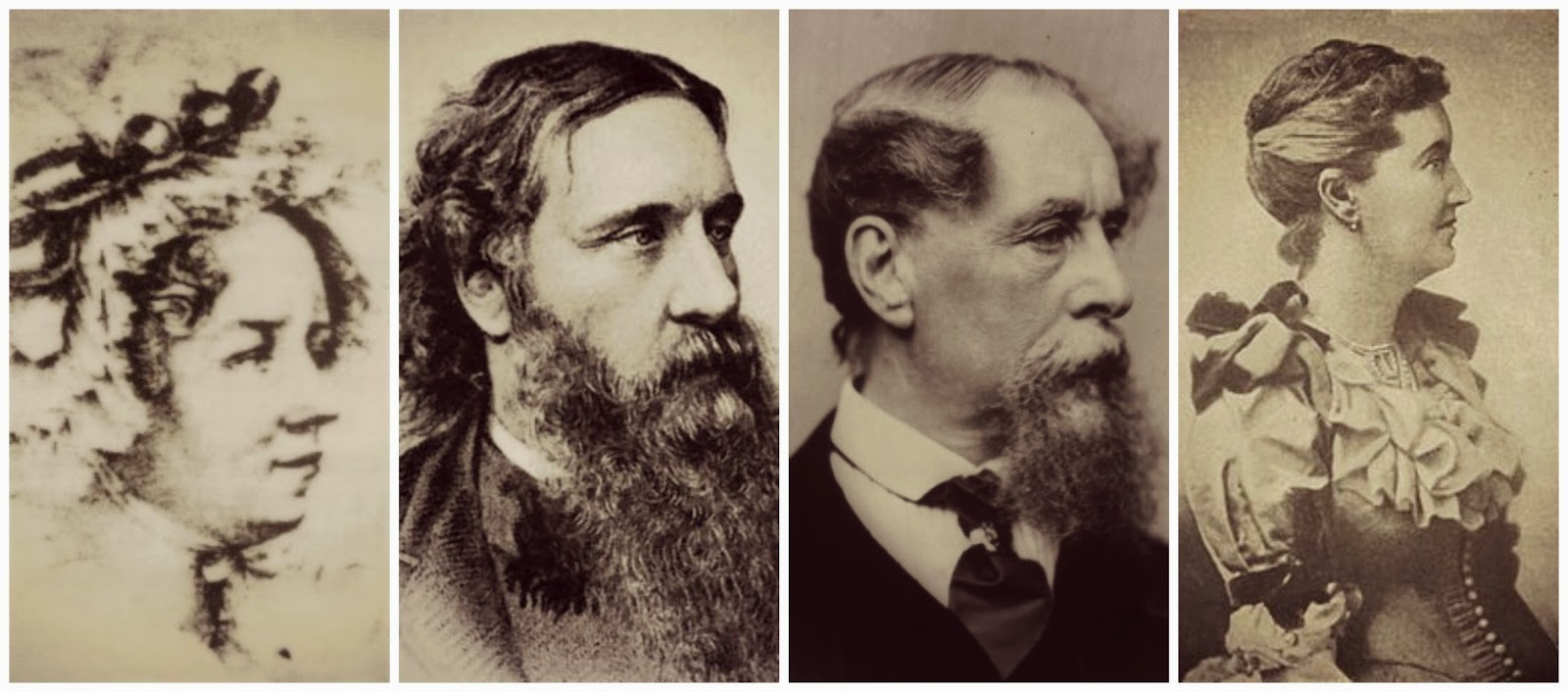 Mary Martha Sherwood George MacDonald Charles Dickens L.T. Meade