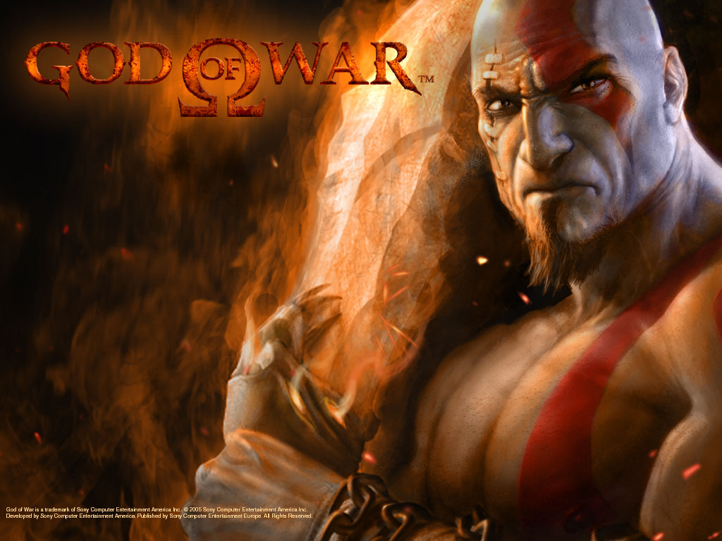 God of War II (PS2, PS3) God of War III (PS3) God of War: Chains of Olympus (PSP, PS3) God of War: Ghost of Sparta (PSP, PS3)