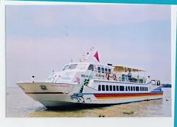 Mekong - Hoang Yen: Tàu cao tốc cánh ngầm
