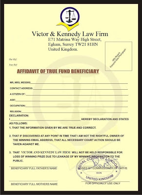 Victor & Kennedy Law Firm