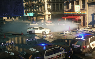 Need For Speed Most Wanted 2 Screen Shot , NFS Most Wanted 2