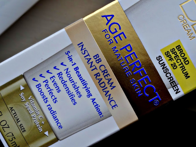L'oreal Age Perfect Instant Radiance BB Cream Review