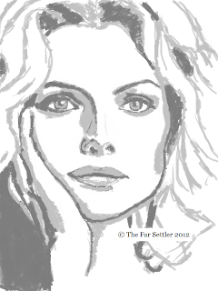 Michelle Pfeiffer Portrait