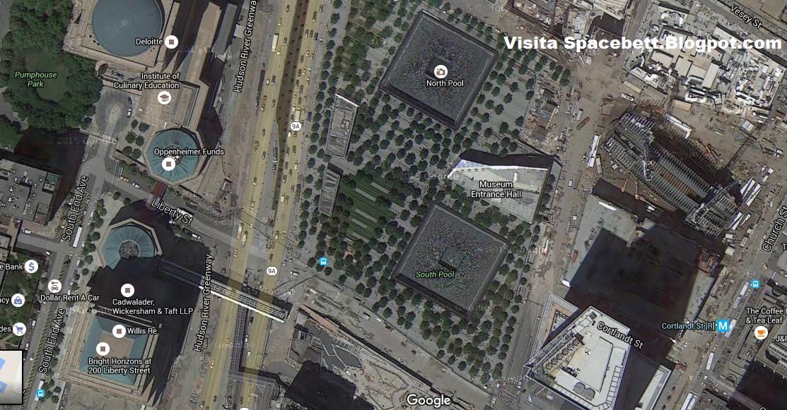 Spacebett vista satelital del world trade center 14 ao despues gracias por leernos gumiabroncs Images