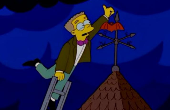 Simpsons season 25 treehouse of horror online dating