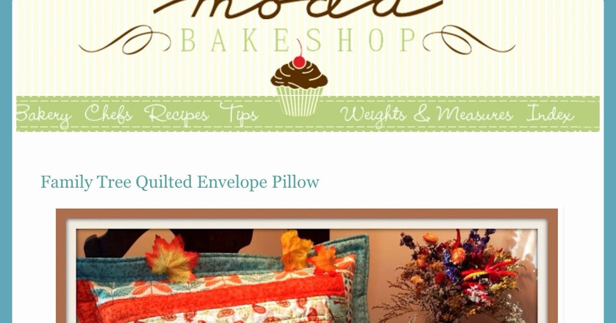 karen 39 s quilts crows and cardinals my family tree pillow recipe on the moda bake shop. Black Bedroom Furniture Sets. Home Design Ideas