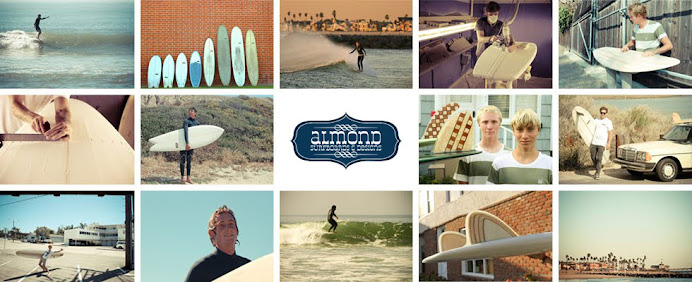 Almond Surfboards &amp; Designs