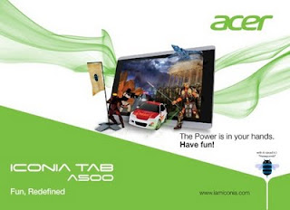 acer iconia a500 android teblet review