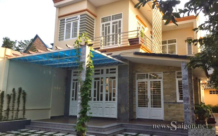 Biệt thự quận 12, 378 m2, thiết kế đẹp sang trọng cần bán