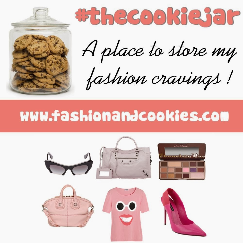 Thecookiejar, a place for fashion cravings, Fashion and Cookies, fashion blog