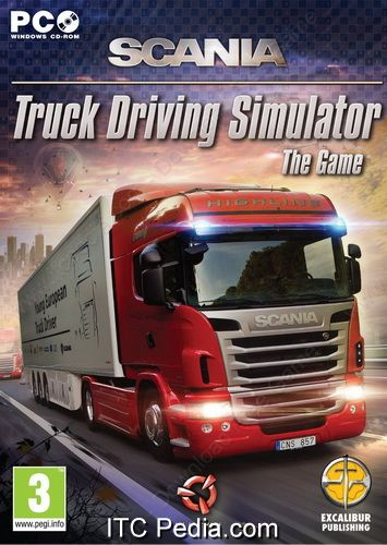Scania Truck Driving Simulator Extended - FLT torrent