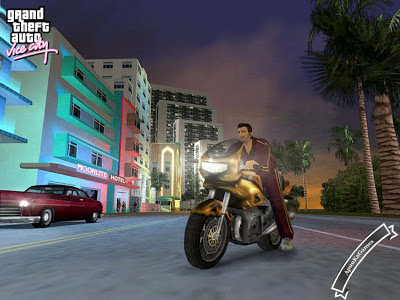 Game Grand Theft Auto Vice City PC