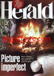 Herald Magazine May 2013