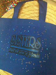 Sisters Birthday Bag