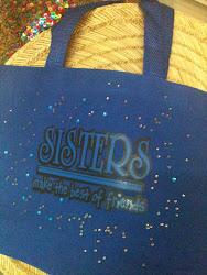 Sisters Birthday Bag