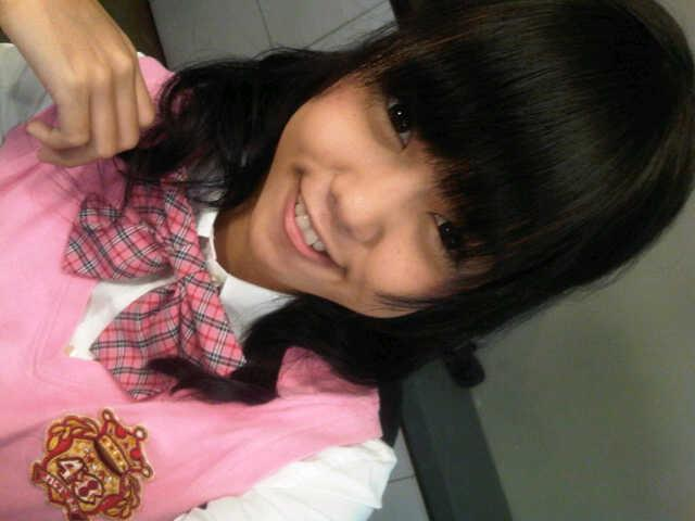Cute pose Diasta JKT48