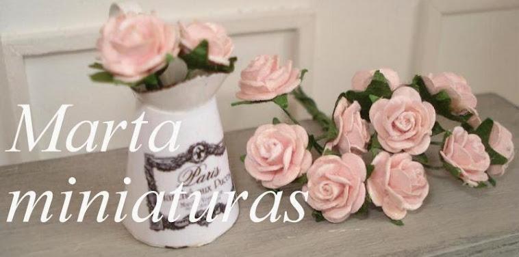 Marta miniaturas