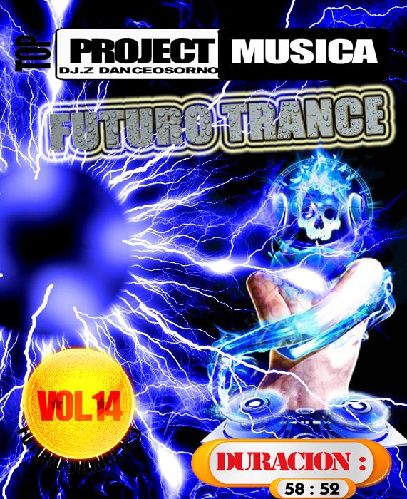 MEGAMIX FUTURO TRANCE VOL.14