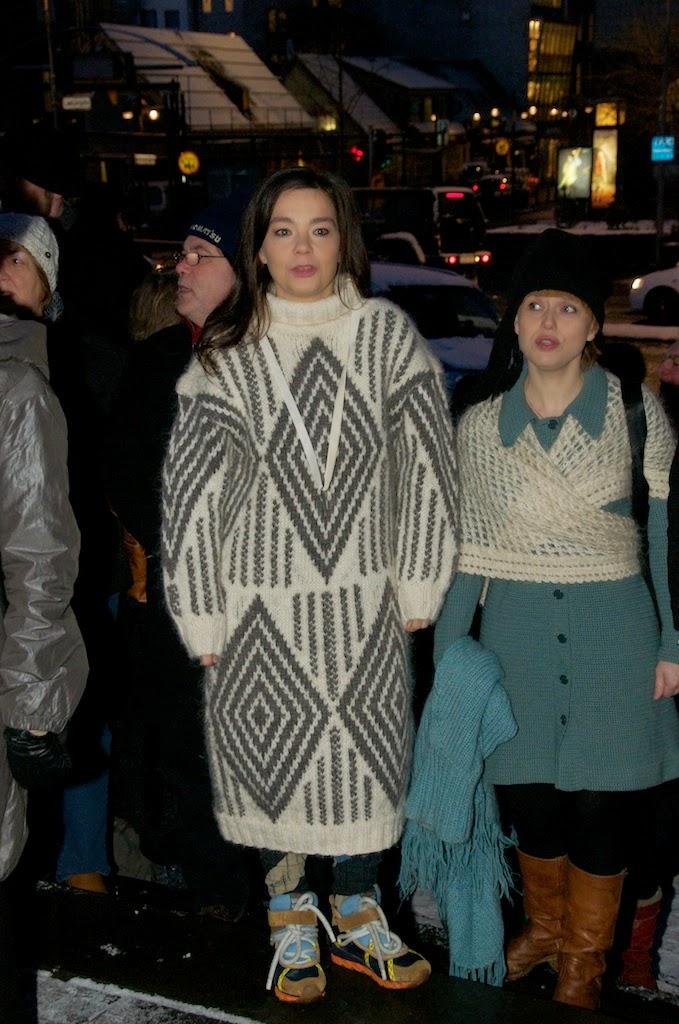 björk guðmundsdóttir: Björk - Saveing Iceland, The Eco ...
