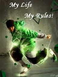 Wallpapers 786 MY LIFE IS RULES