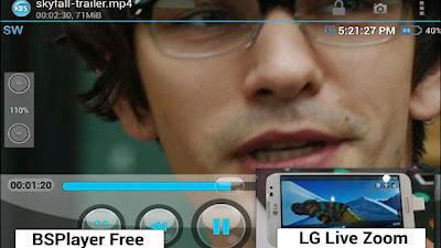 LG Live Zoom