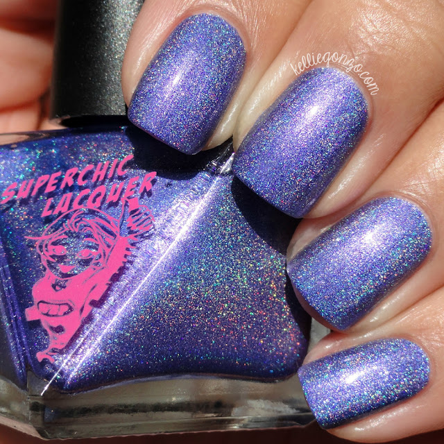 SuperChic Lacquer Jolt High Voltage