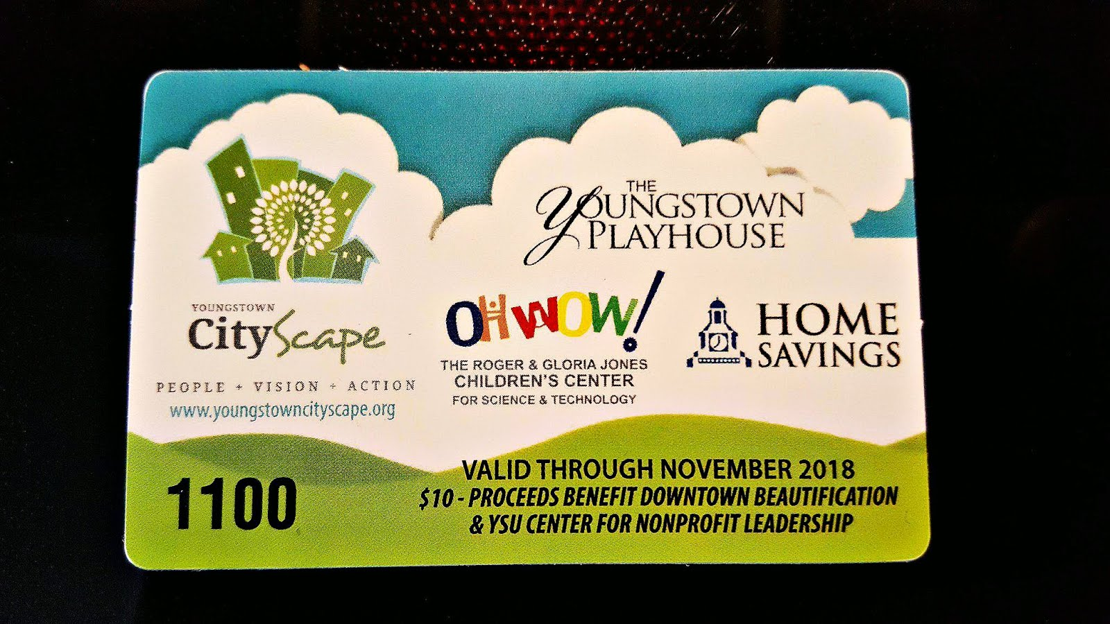 2018 Youngstown Discount Card